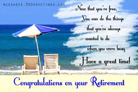 words for retirement cards retirement card messages what to write in retirement card