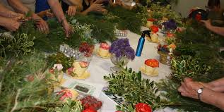 make your own advent wreath adelaide