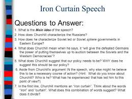 Eastern Europe Iron Curtain What Did Churchill Mean By Iron Curtain Scifihits Com