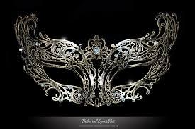 masquerade mask liana bronze metal lace masquerade mask metal beloved sparkles