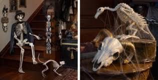 Halloween Home Decor Pier One by Halloween Skeleton Cubicle Halloween Decorations Halloween Supply