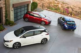 nissan leaf for sale near me 2018 nissan leaf debuts 150 miles for 30 875 200 plus miles in 2019