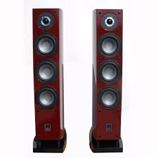 home theater with tower speakers aliexpress com buy mistral bow a3 100w x 2 hifi floorstanding