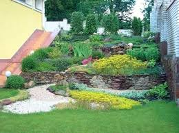 Small Sloped Garden Design Ideas Slope Garden Design Stunning Landscaping Ideas Hillside Backyard