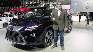 lexus rx youtube 2014 2016 lexus rx video preview youtube