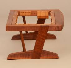 George Nakashima Furniture by Conoid Footstool In The Style Of George Nakashima Moderne Gallery