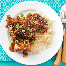 asian ribs recipe taste of home