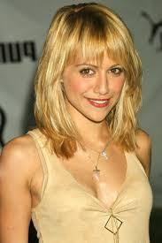 medium length haircuts curly hair medium length blonde hairstyles hairjos com