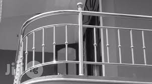 Stainless Steel Handrails Stainless Steel Handrails And Balustrades In Lagos Building And