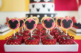 mickey mouse party kara s party ideas mickey mouse party planning ideas supplies idea
