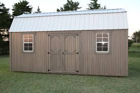 Smith Built Shed by Ok Structures Portable Buildings Portable Building Manufacturer
