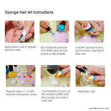 sponge nail art kit a gvw konad stamping nail art kits