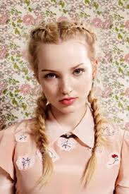 diving hairstyles disney darling dove cameron shows off five braids you need to try