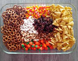 thanksgiving snack mix dig into a harvest blessing mix for