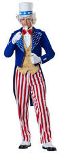 uncle sam elite collection costume buycostumes com