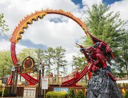 Six Flags Great Adventure Reviews Six Flags Great Adventure To Open 13th Roller Coaster The