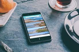 application android cuisine beachmodeon ios and android app ivanna sokolova