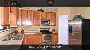 Arbor Homes Floor Plans by Linden Model Home Youtube
