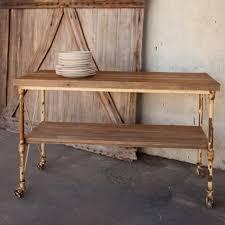 kitchen islands u0026 carts wrought iron furniture