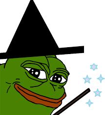 Meme Character - magical pepe meme magic know your meme