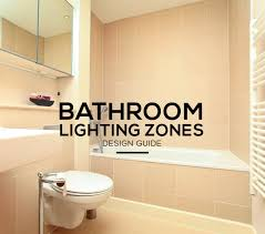 Bathroom Lights Zone 2 Bathroom Lighting Zones Explained Ip Ratings Zones And Diagram