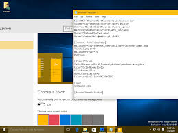 File Manager Title Change Windows 10 Window Color And Appearance