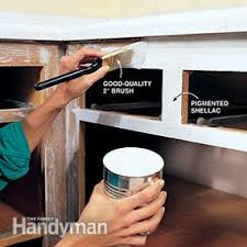 can i stain my kitchen cabinets how to refinish kitchen cabinets family handyman