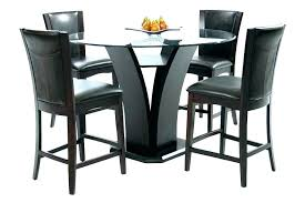 trestle dining table set homelegance daisy dining set daisy dining table with glass top