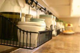 kitchen countertop storage ideas storage accessory trends for kitchen countertops