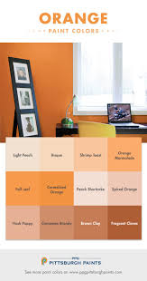 best 25 orange paint colors ideas on pinterest orange kitchen