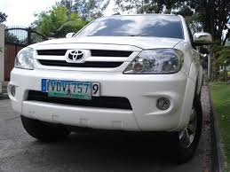 95volvot5 2006 toyota fortuner specs photos modification info at