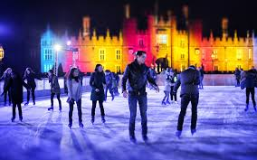britain u0027s best outdoor ice rinks travel