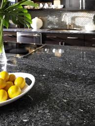 Granite Countertops And Kitchen Tile Best 25 Black Granite Countertops Ideas On Pinterest Black