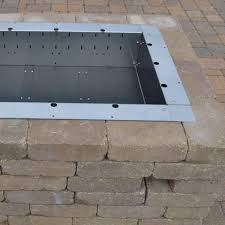 Rectangle Fire Pit - 36