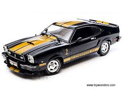 ford mustang 77 1977 ford mustang cobra ii top by greenlight free wheelin 1