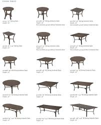 Tropitone Patio Furniture Covers - tables patio connection