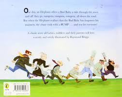 elephant and the bad baby puffin picture books elfrida vipont