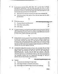 st7008 pre stressed concrete university question paper