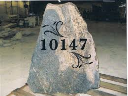 engraved stones t e q s inc engraved stones and signs