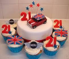 más de 25 ideas increíbles sobre pastel de mini cooper en