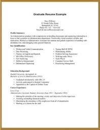 Best Simple Resume Template Examples Of Resumes 87 Captivating A Good Resume For College