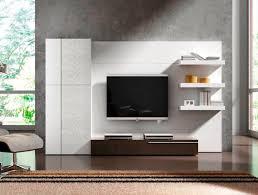 Designs For Living Room Home Design Astonishing White Finish Entertaiment Living Room