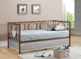 Iron Daybed With Trundle White Iron Daybed Food Facts Info