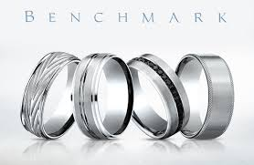 wedding bands brands wedding bands engagement rings by benchmark rings