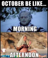 Freezing Meme - how to dress for autumn study in sweden the student blog