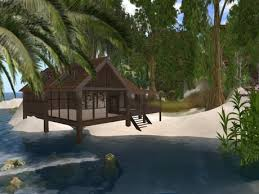 second life marketplace beach house lagos with many features