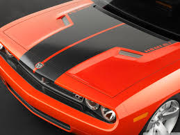 Dodge Challenger Concept - 2006 dodge challenger concept hood hd desktop wallpaper