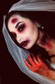 halloween zombie bride makeup zombie bride makeup tutorial lien jae