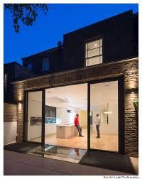 kitchen ideas westbourne grove schuifpui uitbouw interieur gietvloer meeuwenlaan