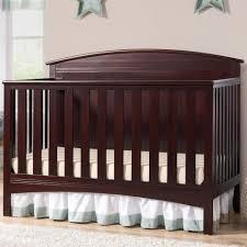 Delta Convertible Crib by Delta Children Archer 4 In 1 Convertible Crib Dark Chocolate